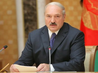 Lukashenko signed an executive order on the financing of the construction (renovation) of certain sports facilities