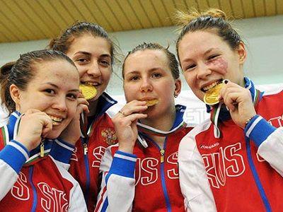 Спортсмены из Москвы завоевали золото и серебро на ЧЕ по фехтованию