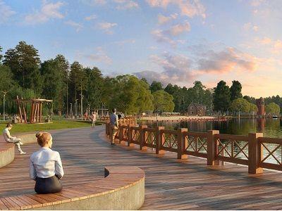 В столице благоустроят восемь крупных парков