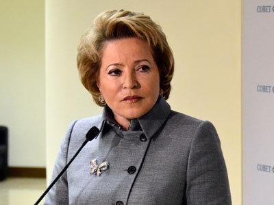 Председатель СФ поручила профильным комитетам проанализировать действия ведомств вусловиях стихийных бедствий