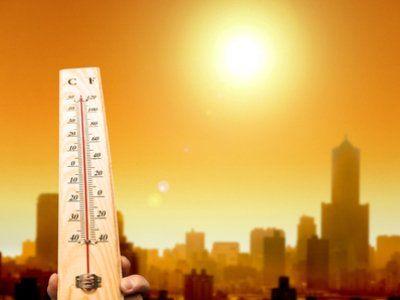 В столице ждут жаркую погоду