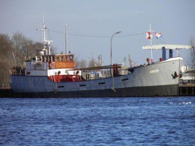 В Крыму госпитализированы моряки потерпевшего крушение судна