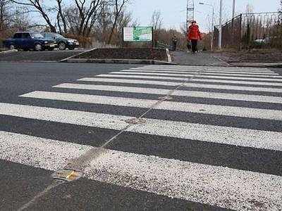 """По программе """"Моя улица"""" в Москве создадут около 200 новых пешеходных переходов"""
