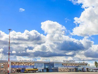 """Аэропорт """"Бегишево"""" по объёму перевозок вошёл в топ 40 аэропортов"""
