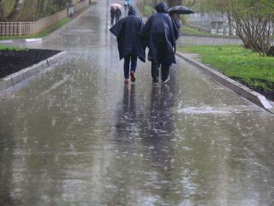 Ухудшение погодных условий прогнозируют на территории Брянской области