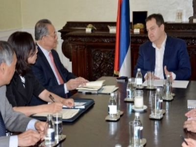 Serbia-China relations friendly and highly developed at both bilateral and multilateral levels