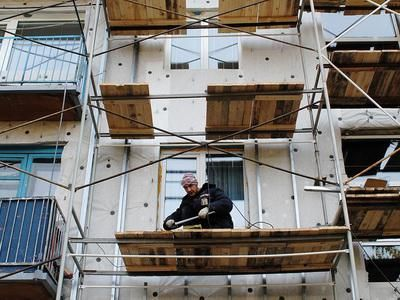 Капремонт многоквартирных жилых домов в Татарстане выполнен на 93%