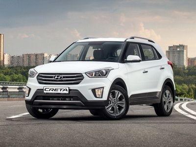 Hyundai Creta в сентябре установила рекорд продаж