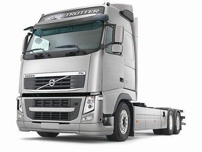 Volvo FH в прошлом месяце стал лидером российского рынка грузовиков