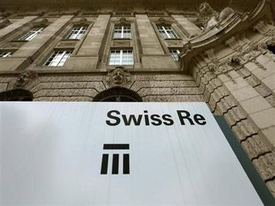 Swiss Re estimates its claims burden from hurricanes Harvey, Irma and Maria and the Mexico earthquakes at USD 3.6 billion