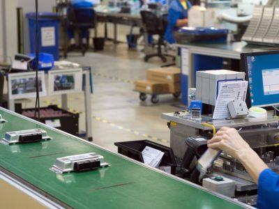 В Москве появится первый в России центр разработки компонентов для роботизированного транспорта