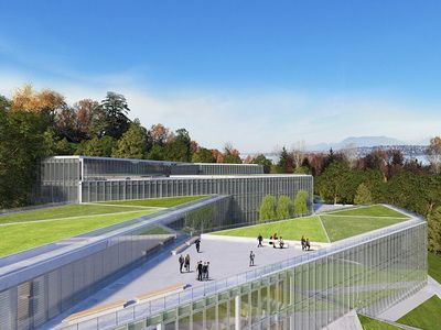 Implenia constructs new office building for the UN in Geneva