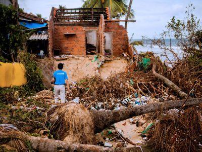 Viet Nam: Children at risk of malnutrition in aftermath of Typhoon Damrey, reports UNICEF