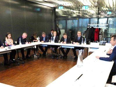 МЧС России и Международный Комитет Красного Креста объединяет долговременное и плодотворное партнерство