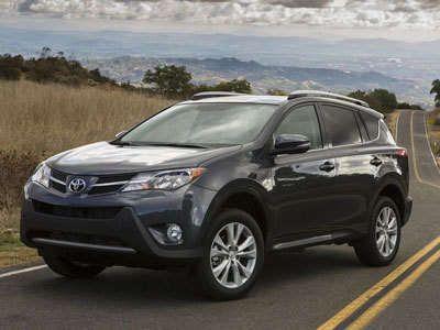 Продажи Toyota RAV4 в прошлом месяце выросли на 19%