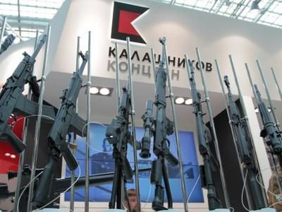 """Концерн """"Калашников"""" запустил в продажу фирменные чехлы для оружия"""