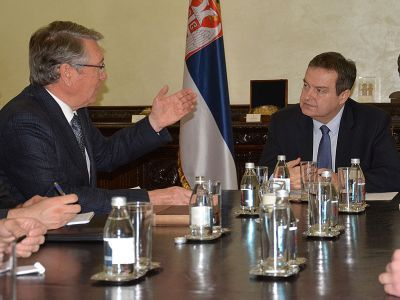 Upcoming visit by President Vucic to Moscow to demonstrate commitment to the further deepening of bilateral relations