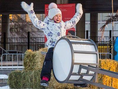 """Фестиваль """"Путешествие в Рождество"""" приготовил москвичам настоящий новогодний сюрприз"""