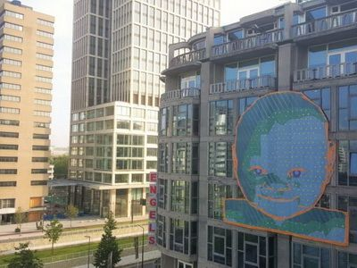В Нидерландах появится новая башня, повторяющая формы человеческого тела