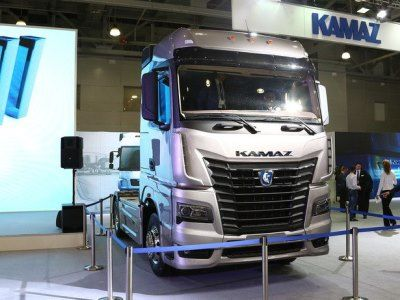 KAMAZ increased the production by 12% in 2017
