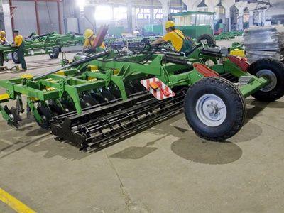Алтайский завод сельскохозяйственного машиностроения выходит на европейский рынок