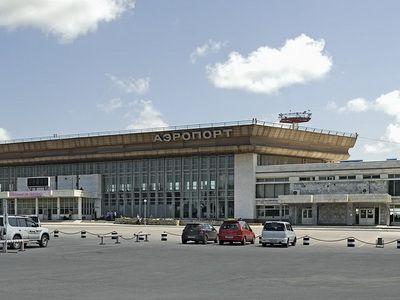 Пассажиропоток аэропорта Хабаровск увеличился в 2017 году почти на 10%