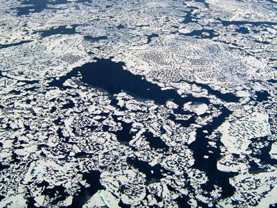 Scientists have new information about the source of methane in the Arctic Ocean
