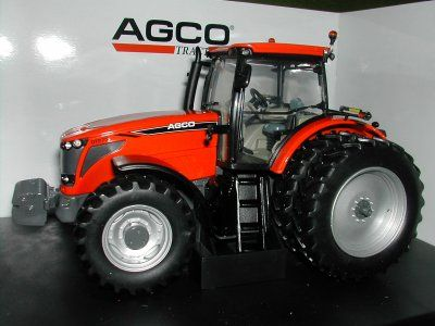 AGCO Announces Dividend Increase