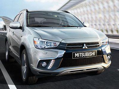 Каждый третий автомобиль Mitsubishi в январе продавался в кредит