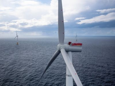 World class performance by world's first floating wind farm