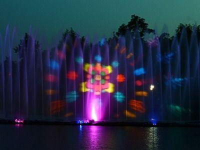 Жители Калининграда смогут насладиться видами нового музыкального фонтана