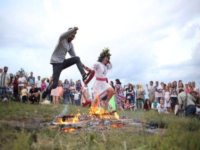 Традиции Ивана Купала