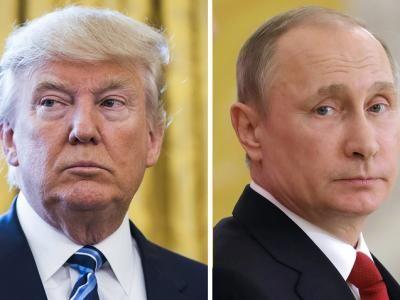 Официально завершились переговоры Путина и Трампа в Хельсинки