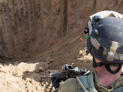 ВС Израиля начали обстрел террористической группировки ХАМАС в секторе Газа