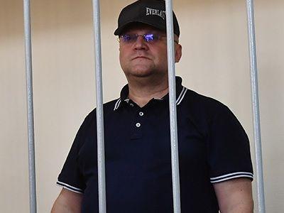 Адвокаты генерала Следственного комитета Александра Дрыманова, подозреваемого в получении взятки, подали апелляцию в Мосгорсуд