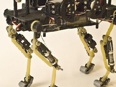 Четвероногие роботы могут поступить на пограничную службу