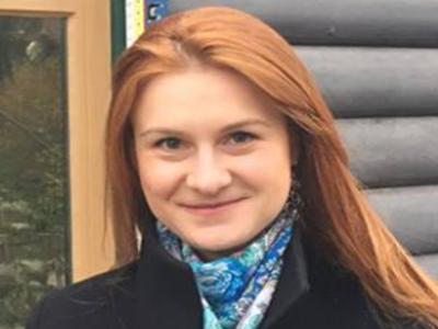 МИД России назвал Марию Бутину политзаключённой