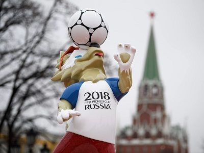 Growth of Industrial Production in Russia is the Result of FIFA World Cup