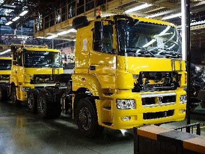 """KAMAZ and """"Weichai"""" Plan to Sign an Agreement During Eastern Economic Forum"""