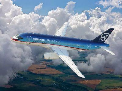Aeroflot Order 100 Russian Aircrafts SSJ100
