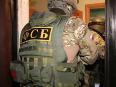 ФСБ задержала члена ИГ*, работавшего на украинские спецслужбы