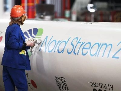 Merkel: Nord Stream 2 not possible without clarity for Ukraine