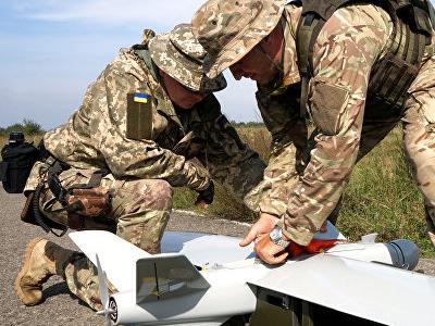 В ДНР заявили об усилении активности украинских беспилотников