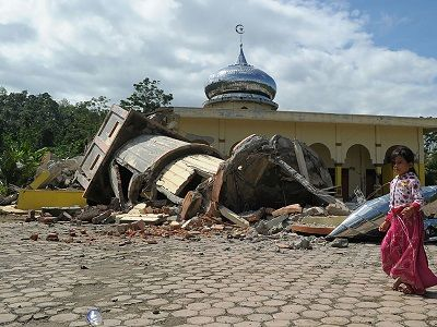 The Earthquake in Indonesia Killed More Than 800 People