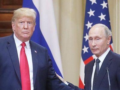 МИД РФ оценил возможность встречи Владимира Путина и Дональда Трампа