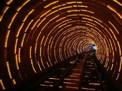 In December the Underground Transport Tunnel Will Open Under Los Angeles City