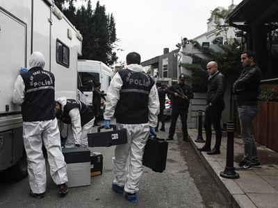 Глава турецкой партии сообщил об обнаружении частей тела журналиста Хашкаджи