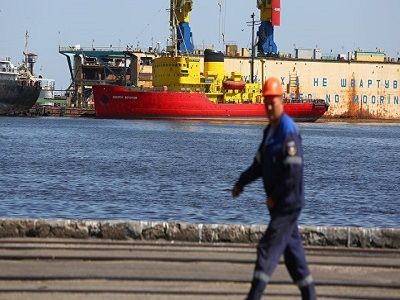 Евросоюз вмешается в ситуацию в Азовском море