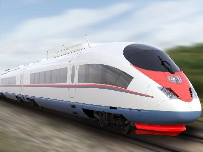 Russian Railways has Developed the Concept of the First Russian High-Speed Train