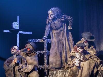 В декабре в Санкт-Петербурге стартует фестиваль театральных проектов «Рождественский парад»